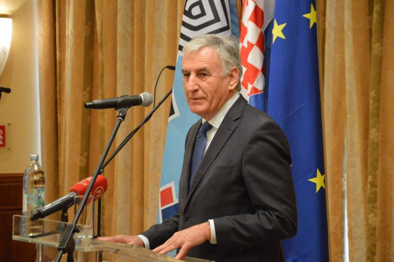 Dobroslavić: Ne dolazi u obzir micanje PU DN, a odluka o mojoj kandidaturi nije formalna
