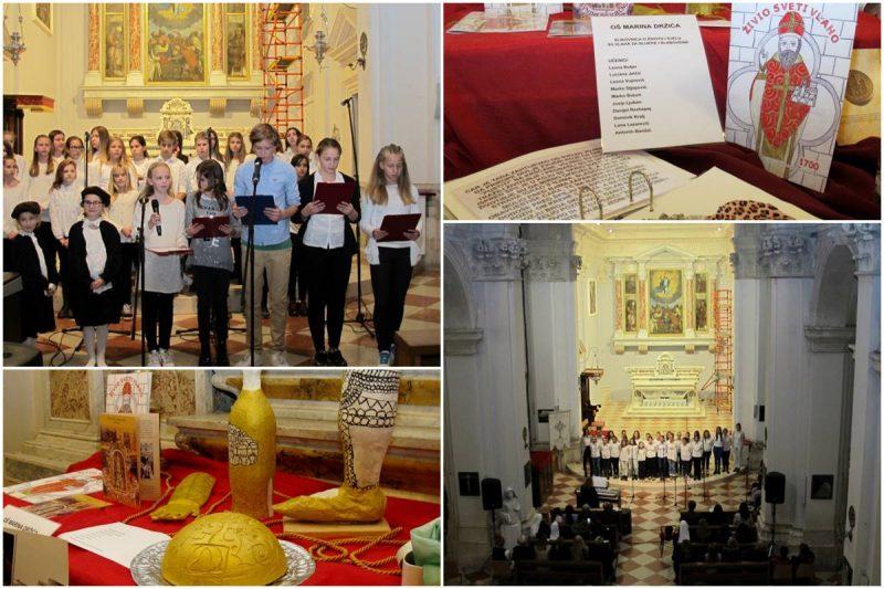 FOTO Dubrovački školarci oduševili u Katedrali