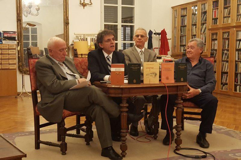 'CROATICA-MONTENEGRINA' Crnogorski pisci predstavili se Dubrovčanima