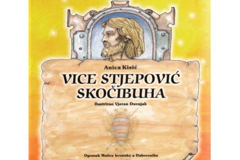 Matica hrvatska predstavlja slikovnicu 'Vice Stjepović Skočibuha'