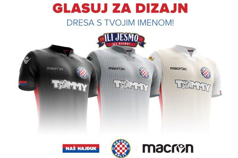 'ILI JESMO ILI NISMO!' Naš Hajduk u petak u Dubrovniku!