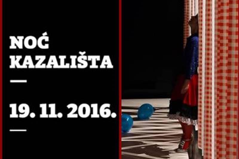 KMD Besplatan ulaz za 'Noć kazališta'!