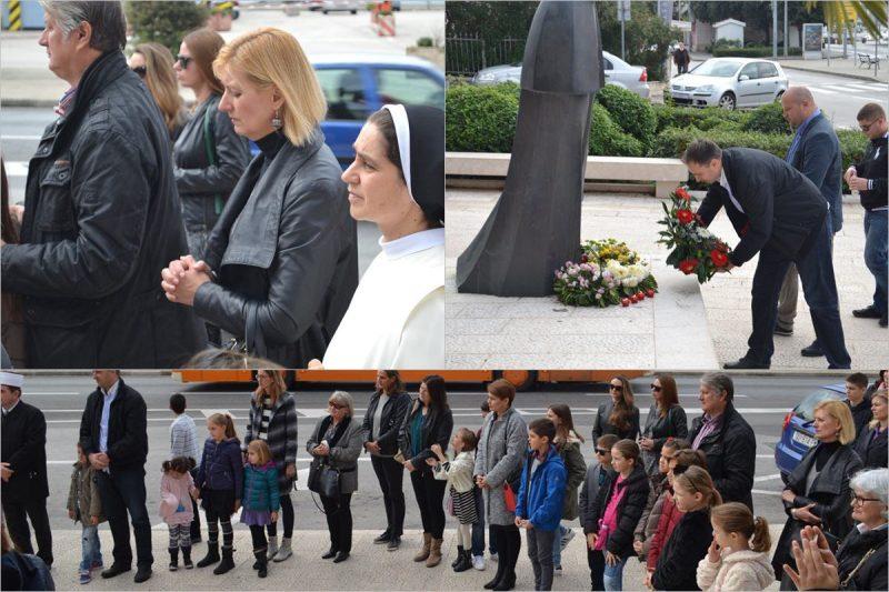 FOTO Dan sjećanja na poginule u prometu: 'Ne možemo dopustiti da nestane sjećanje na njih'