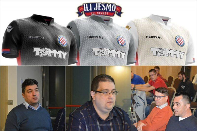 TRIBINA U DUBROVNIKU Čije će ime biti utkano na dres Hajduka?