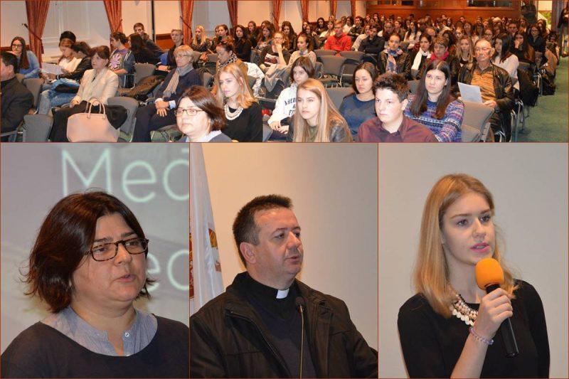 FOTO/SVAKA ČAST Dubrovački srednjoškolci predstavili svoje istraživačke i umjetničke radove