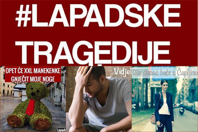 'LAPADSKE TRAGEDIJE' Pet tisuća Dubrovčana voli se 'daviti od smijeha'