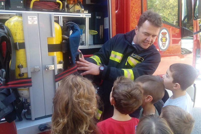 FOTO Djeca Palčice učila tajne zaštite i spašavanja