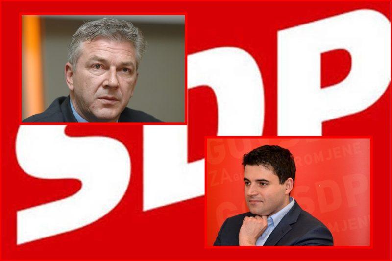 NESLUŽBENO: BERNARDIĆ U PREDNOSTI Dubrovački SDP-ovci podržali Ostojića