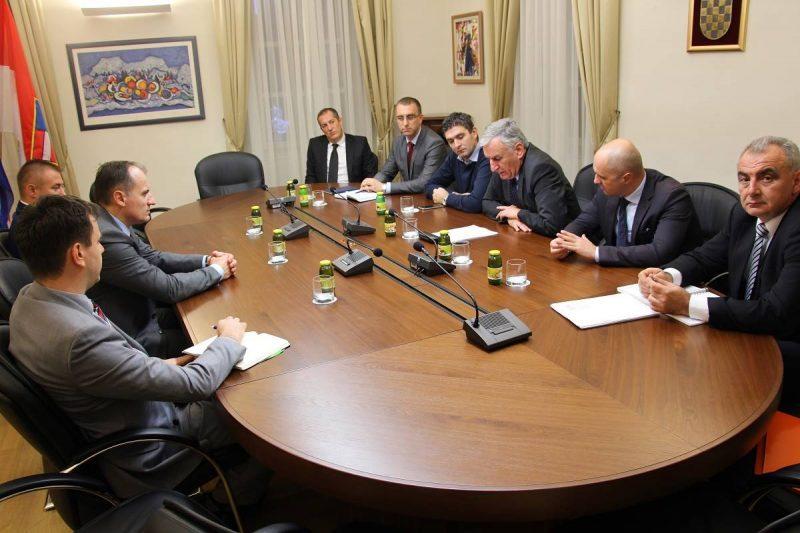 Mostov ministar Dobrović došao inkognito u Dubrovnik na sastanak s Dobroslavićem