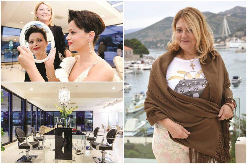 MARINA SRŠEN Njegovana kosa nadilazi sve trendove