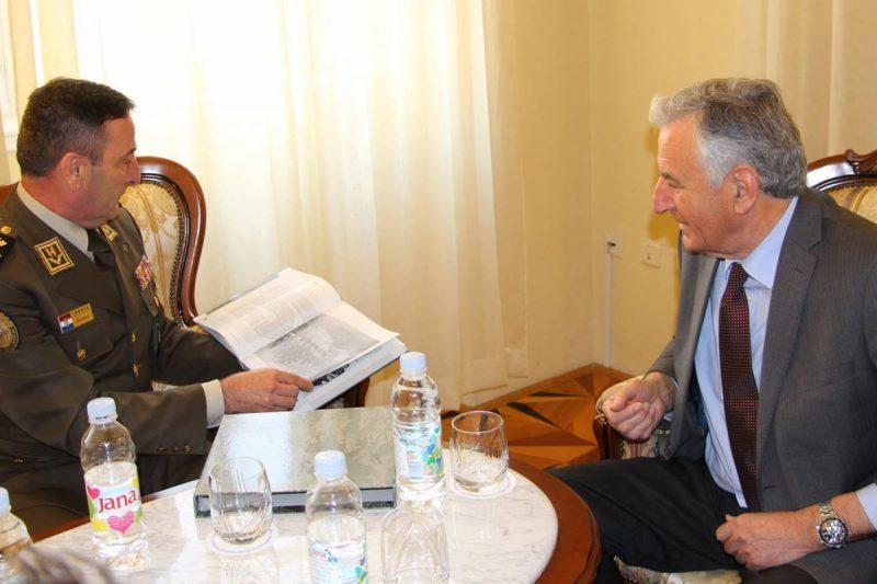 Šundov i Stipanović kod župana