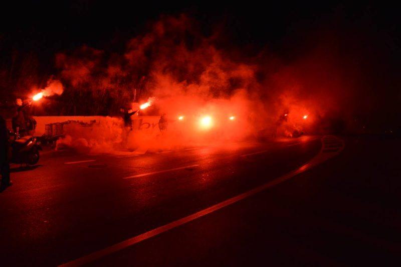 FOTOGALERIJA Dubrovačka Torcida odala počast Vukovaru