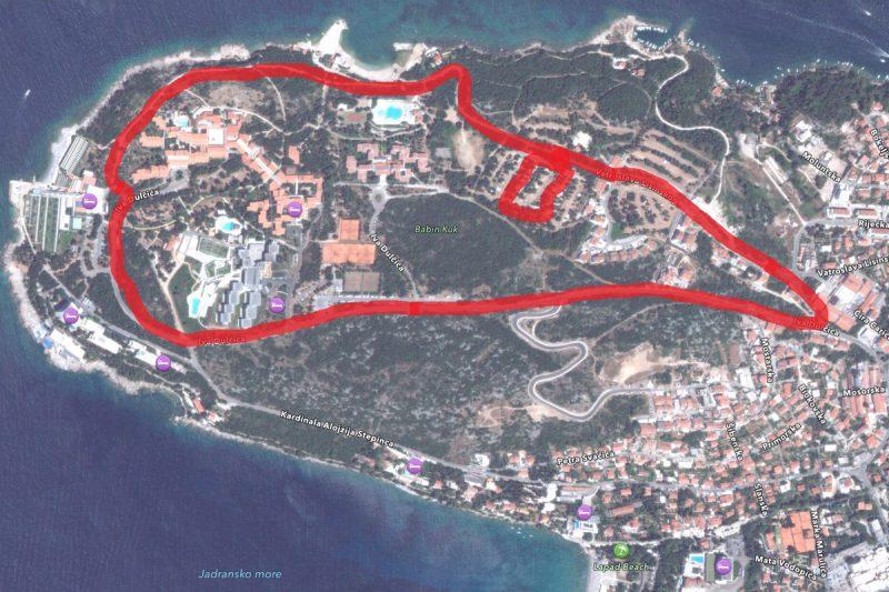 Na Babin Kuku finalna utrka Dubrovnik RUN lige!