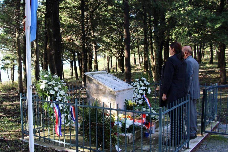 Položeni vijenci za poginule branitelje na Bosanci