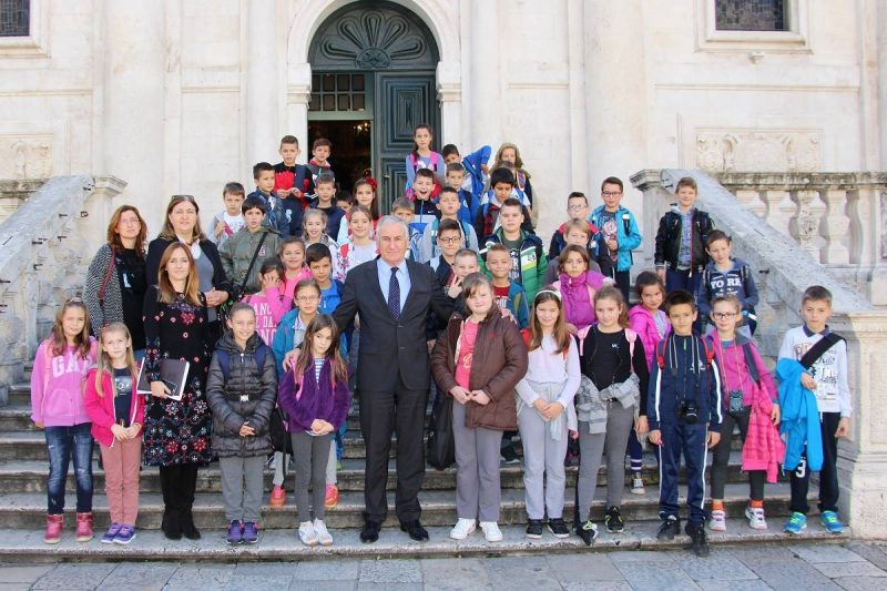 Mališani iz Metkovića pokazali zavidno znanje kod Dobroslavića