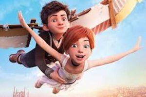 BALERINA I VIKTOR 3D – animirana obiteljska avantura sinkronizirana na hrvatski @ Kino Sloboda