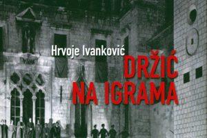 """Predstavljanje knjige """"Držić na Igrama"""" autora Hrvoja Ivankovića @ Festivalska palača"""