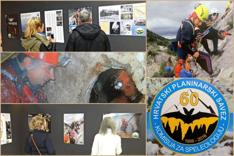 HPD Sniježnica i izložba o razvoju speleoloških aktivnosti
