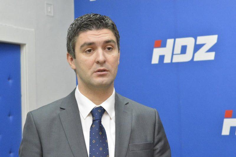 PRIJAVIO GA VLAHUŠIĆ Odbačena kaznena prijava protiv Mata Frankovića