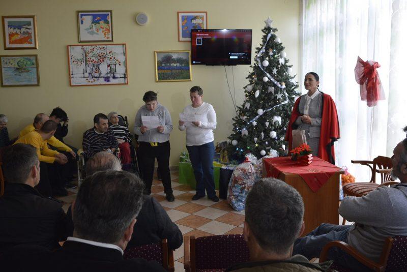 FOTO Štićenici Josipovca darivali branitelje