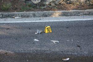 Vozio neregistrirani motocikl, izgubio nadzor i pao na kolnik
