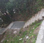 NAKON 'STO GODINA' Betonirana skalinada u Čokolinu