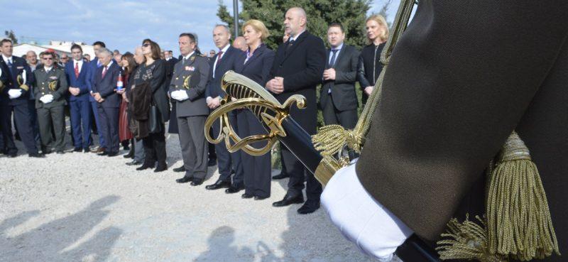 FOTO/25. OBLJETNICA OBRANE GRADA 'Bio je to dan kad je svijet shvatio što se uistinu događa u Hrvatskoj'