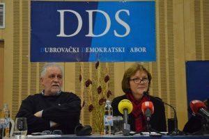 Terezina Orlić kandidatkinja za gradonačelnicu Vićanovog DDS-a!
