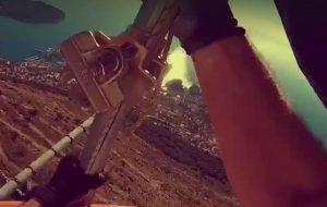 VIDEO Pogledajte kako izgleda uspon na repetitor na Srđu