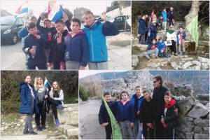 Eko Omblići s Petrova sela zapjevali 'Moja domovina'