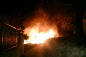 VIDEO Vatrogasci u borbi s požarom u Župi