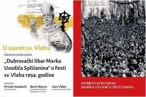 Predstavlja se 'Dubrovački libar Marka Uvodića Splićanina'