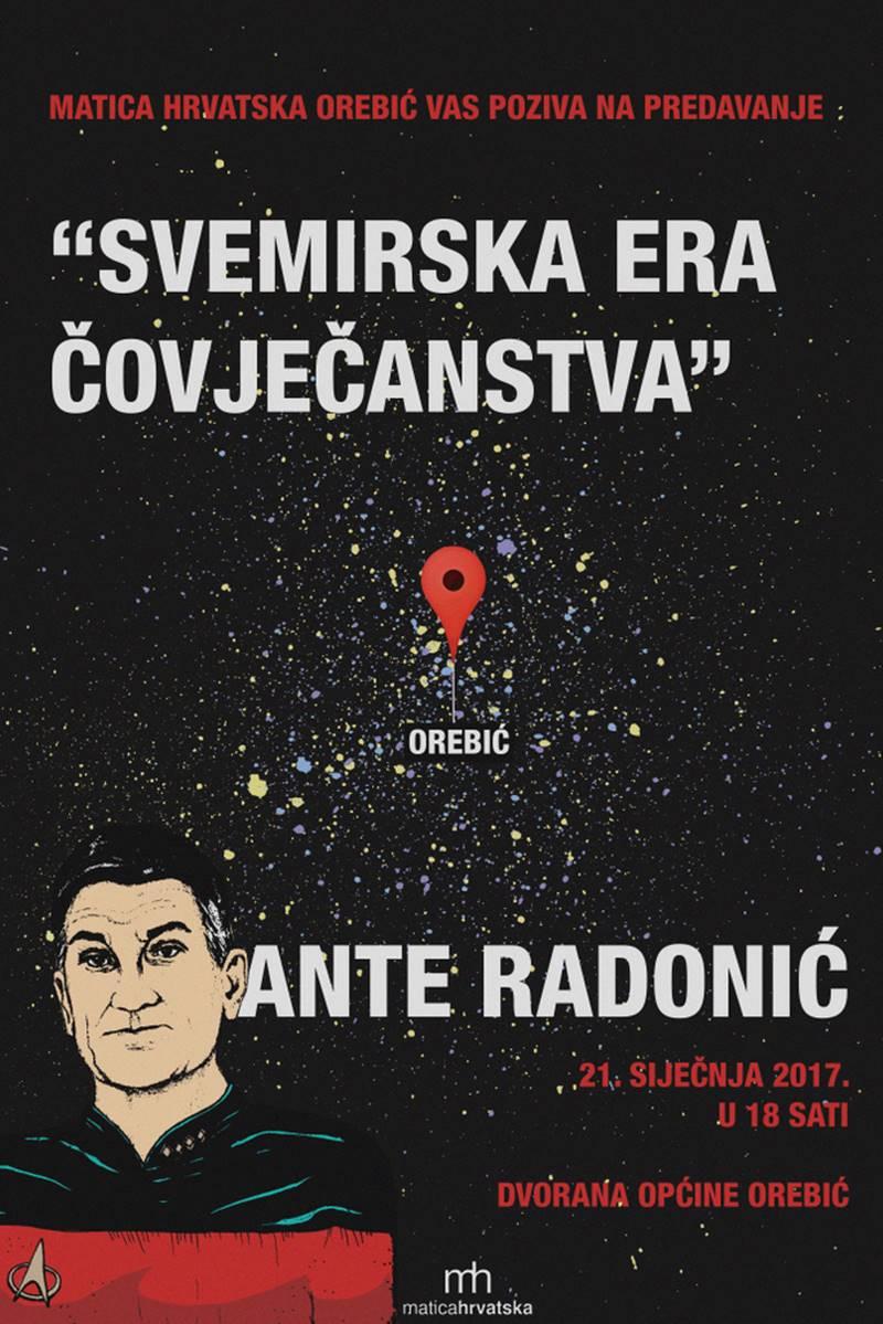 Svemirska era čovječanstva ovu subotu u Orebiću - DuList.hr
