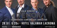 FESTA DUBROVNIK U prodaji ulaznice za koncert 4 TENORA & DSO