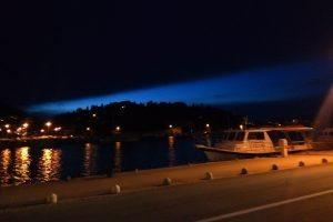 NEOBIČAN POGLED PREMA NEBU Kakav se to oblak nadvio nad Lapadom?
