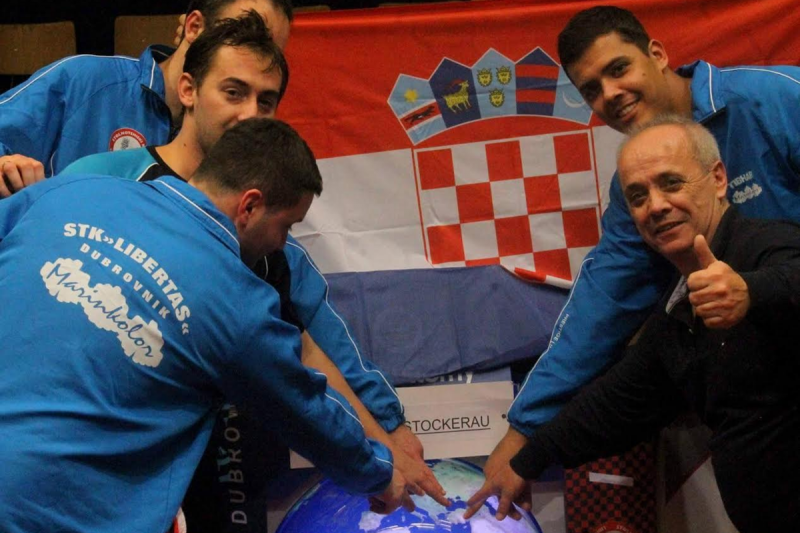 SVI U GOSPINO POLJE Podržite Piture u prvom četvrtfinalnom meču ETTU CUP-a