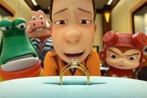 PRSTE(N) K SEBI – animirani film sinkroniziran na hrvatski @ Kino Sloboda