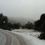 FOTO Snježne pahulje zabijelile Korčulu