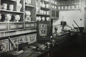 OBLJETNICA LJEKARNE MALE BRAĆE Prva muzejska postava 1938. godine