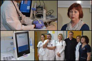 FOTO/ STIGAO FIBROSCAN Od danas bezbolni i brzi pregledi jetre