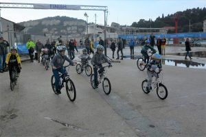 FOTO/VIDEO Na Dubrovnik Duathlonu trčalo se i bicikliralo!