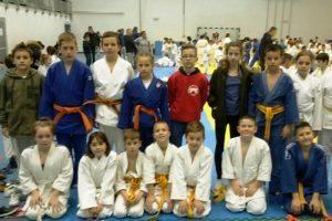 'DALMACIJA OPEN' Najmlađe župske judoke osvojile 15 medalja