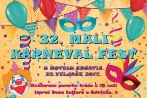 Mali karneval fest u Cavtatu @ Hotel Croatia