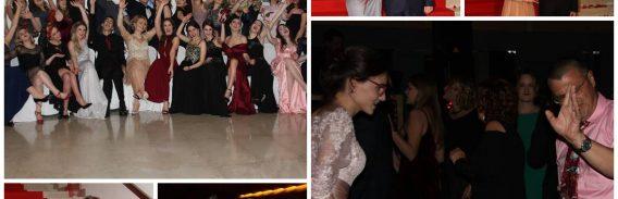 FOTO / MATURALNA ZABAVA 'KLASIČARA' Večeras nije bilo grčkog i latinskog, samo dobre vibracije!