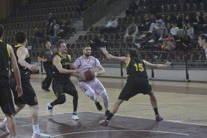 FOTO Igrala se košarka u Gospinom polju