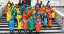 FOTOGALERIJA Dječjim smijehom počeo Dubrovački karnevo!