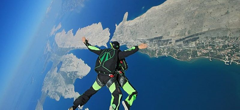 PRVA OBUKA U DUBROVNIKU Želiš postati padobranac? Prijavi se do 18. veljače