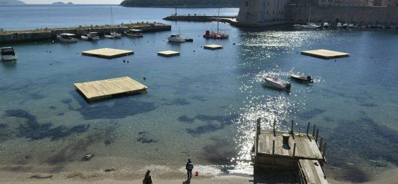 FOTO / ODOŠE BARKE I BRODICE Jeste li ikad vidjeli ovakvu pustoš u Portu?