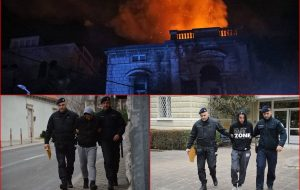 POLICIJA EKSPRESNO RIJEŠILA SLUČAJ Otkrivamo detalje, evo zašto su Z.Z. i L.V. zapalili kuću na Pilama
