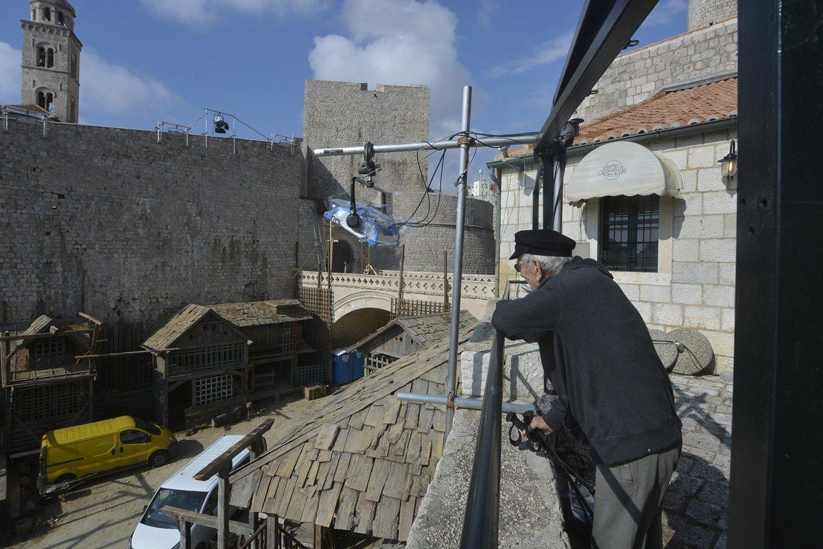 Foto robin hood sve je spremno za filmski spektakl koji je izmijenio vizure grada - Hood novi ...